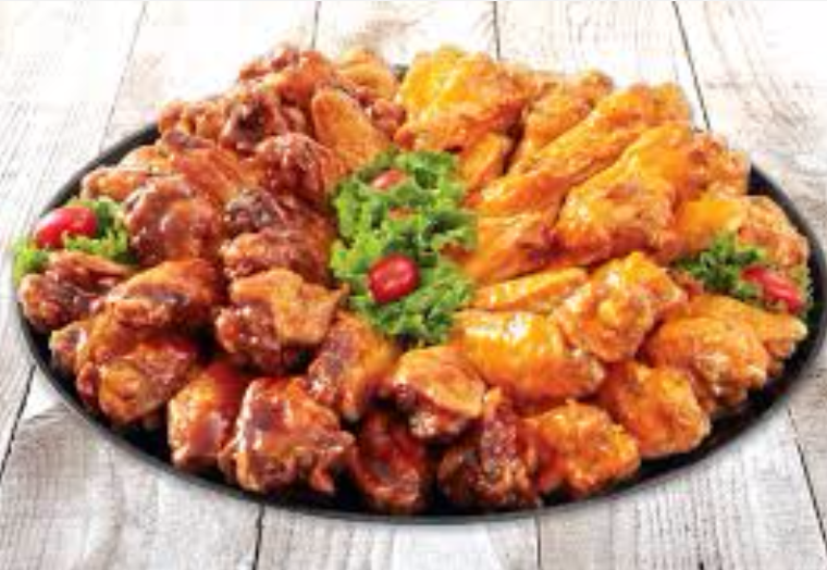 Assorted Wings Platter