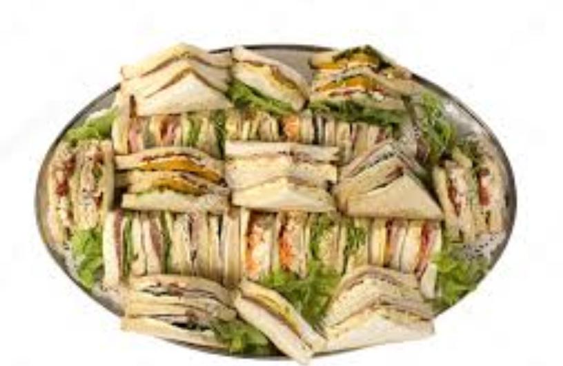 Quarter Club Sandwiches